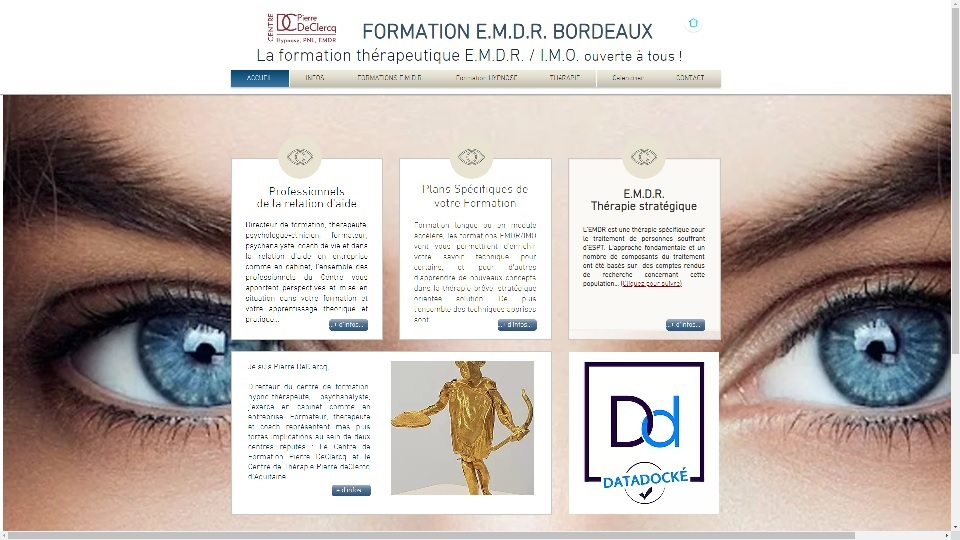 formation EMDR/IMO Bordeaux